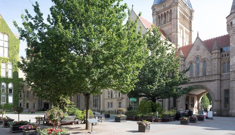 University of Manchester Interactive Tree Trail