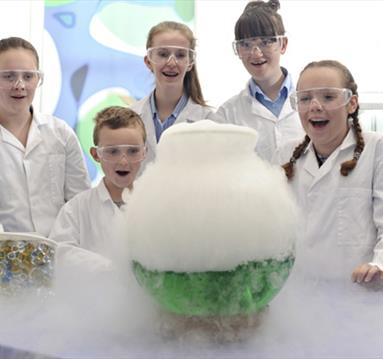 Catalyst - Science Discovery Centre