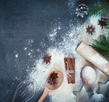 Christmas, spices