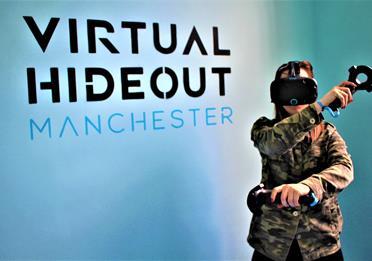 Virtual Hideout