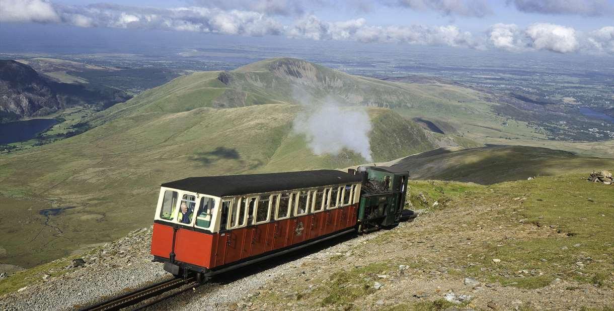 Snowdon - Wales' Highest Mountain