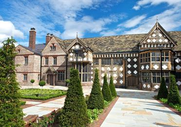 Uncovering Salford's Ordsall Hall – stories of ghosts, Guy Fawkes and a history dating from 1177