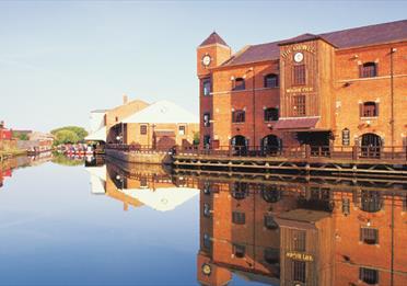 Wigan Pier to Arley Hall