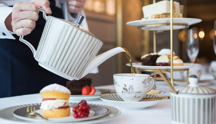 World of Wedgwood Day Trip with Luxury Afternoon Tea