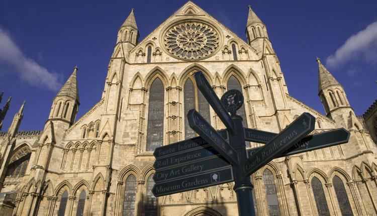 Medieval York, the Cathedral and Vikings Day Trip