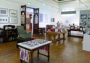 Bury Art Shop
