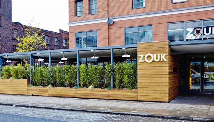 Zouk Tea Bar & Grill