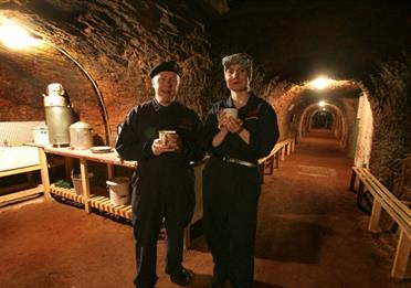 Surviving the Blitz - Stockport Air Raid Shelters,