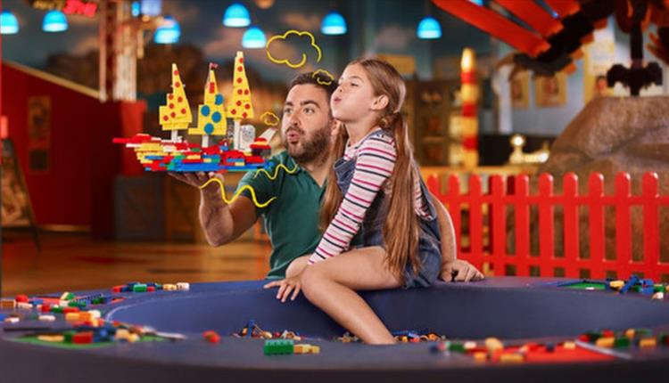 Autism Friendly Thursdays @ LEGOLAND® Discovery Centre