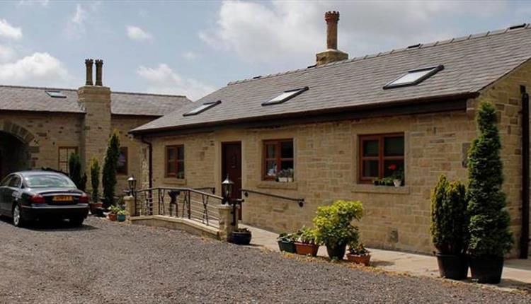 Meadowcroft Barn