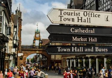 Historic Chester and Peaceful Port Sunlight – 2 day, 1 night
