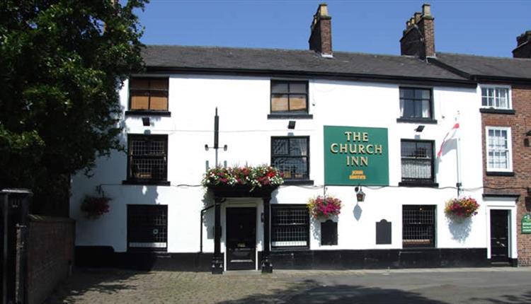 The Church Inn - Bury