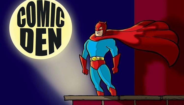 Comic Den