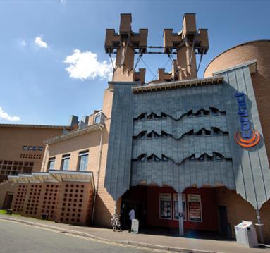 Contact Theatre Exterior