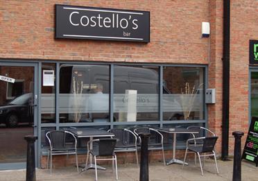 Costello's exterior