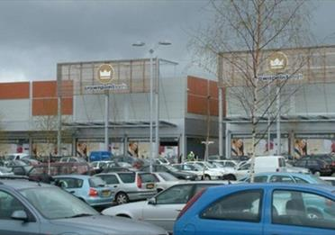 Crownpoint Shopping Park