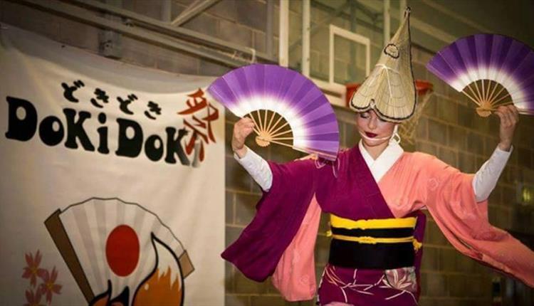 Doki Doki Manchester Japanese Festival