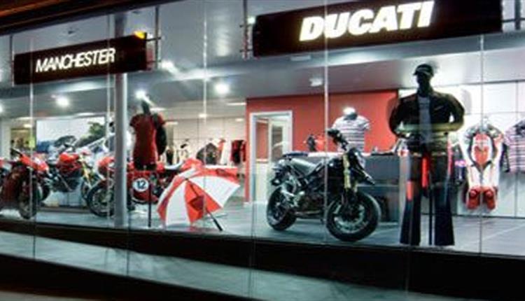 Ducati Manchester