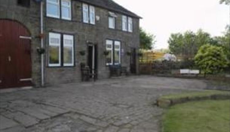 Pennine Cottage.