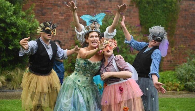 Feelgood theatre in Heaton Park