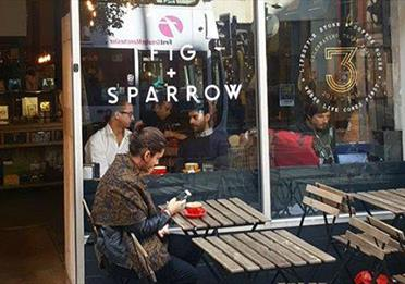 Fig and Sparrow