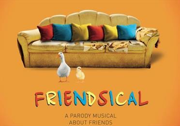 Friendsical: Oldham Coliseum Theatre