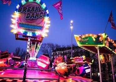 CANCELLED: Family Fun Fair at Daisy Nook Country Park