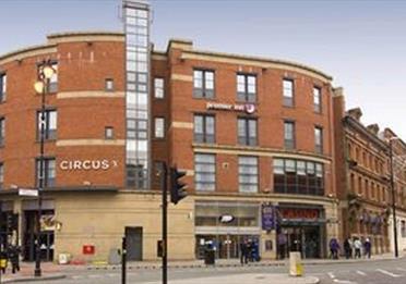 Premier Travel Inn Manchester City Centre
