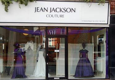 Jean Jackson window