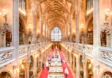 The John Rylands Research Institute and Library