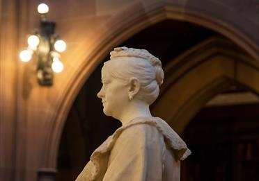 Uncovering the history of Manchester's John Rylands Library