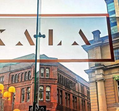 Kala bistro in Manchester
