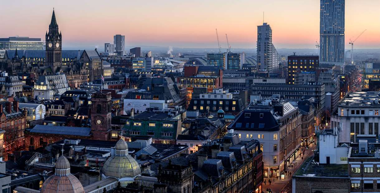 Explore the North Manchester Package
