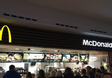 McDonalds Arndale Food Court