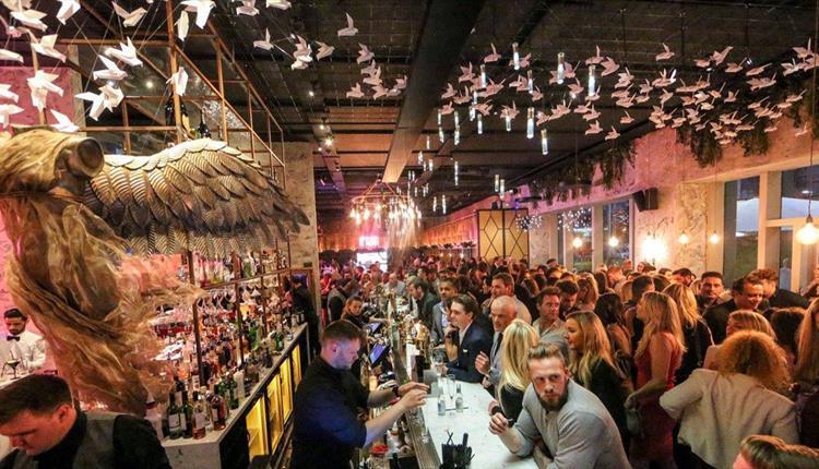 Menagerie Restaurant & Bar