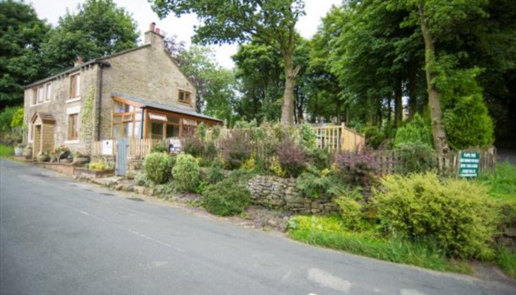 Old Toll House Tea Room and Garden Centre