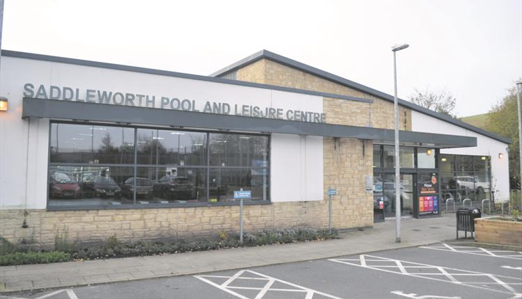 Saddleworth Pool and Leisure Centre