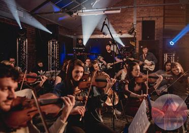 Paradox Orchestra will be playing at the O2 Ritz Manchester