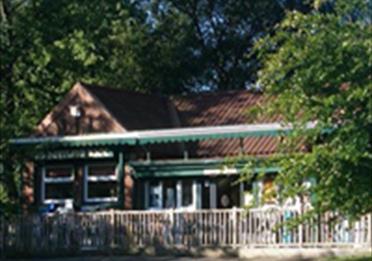 The Pavillion Cafe