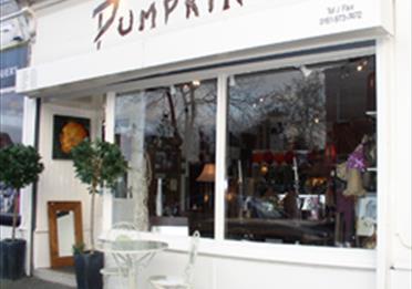 Pumpkin exterior