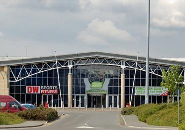 Powerleague Soccer Dome Exterior