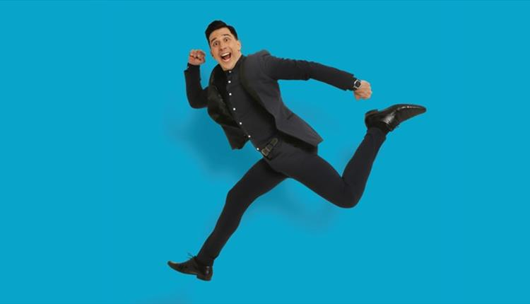 Russell Kane: The Fast and The Curious at Oldham Coliseum Theatre