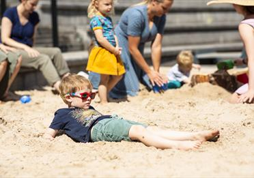 The Great Northern Giant Summer Sandpit