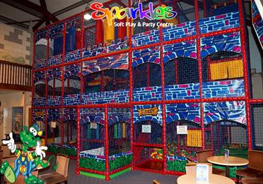 Sparkles Play Centre