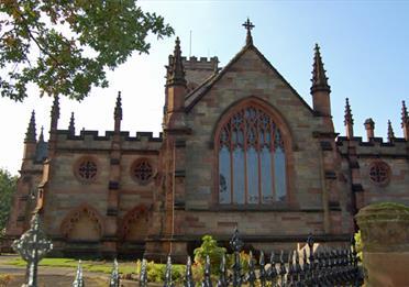 St Mary's Bowdon Parish Church