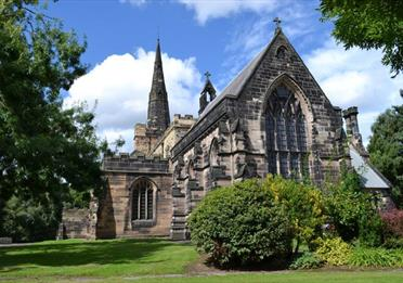 St Oswald Church