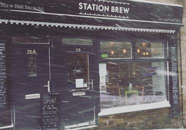 Station Brew in Greenfield