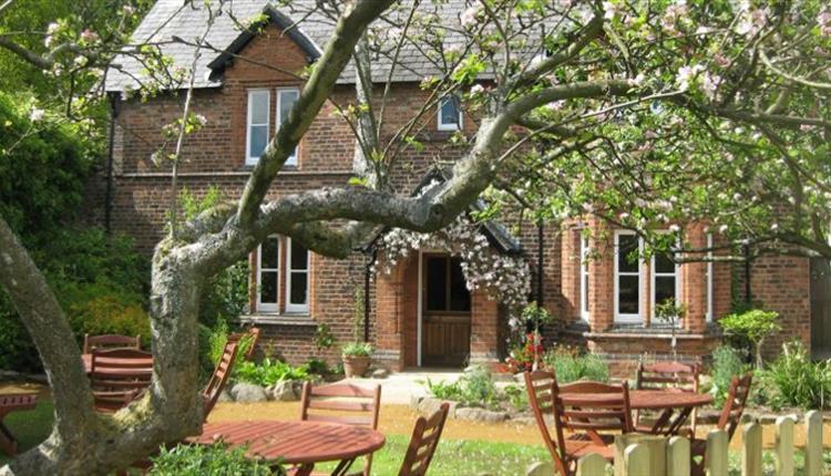 Gardener's Cottage Tea Room at Tatton Park