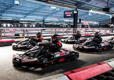 TeamSport Go-Karting