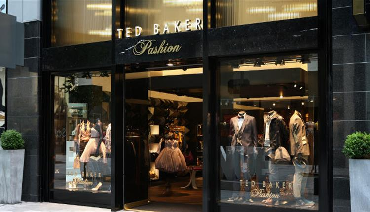 Ted Baker Pashion
